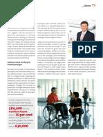 Wheelchairs Flights