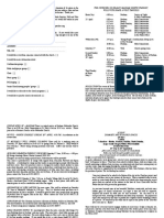 notice sheet 21st april 2019