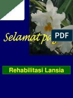 Kesehatan Dan Pemeriksaan Ketajaman Penglihatan (Visus)