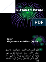 PowerPoint HK Islam