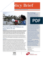 SSRP PRINT FINAL Forecasting for Fishers Policy Briefing
