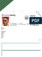 Adama Diakhaby - Profilo Giocatore 18_19 _ Transfermarkt
