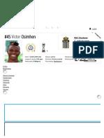 Victor Osimhen - Profilo Giocatore 18_19 _ Transfermarkt