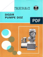 Jastrebac Dozir Pumpe DOZ