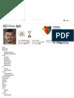 Albian Ajeti - Profilo Giocatore 18_19 _ Transfermarkt