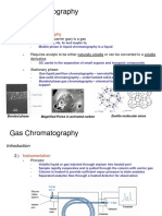 Gases Chroomatography