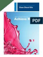 Donaldson Clean Diesel Kits