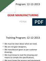 02 Training Program Gear 2013