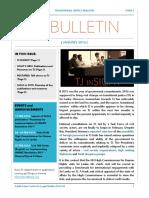 TJ Bulletin - January 2016 - SACLS
