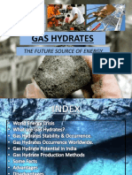 Gas Hydrates