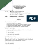 GENERALIDADES ESTADISTICA (UDEC)