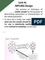 Chapter 4c Sampling Techniques