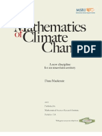 Math of Climate Change - 2007