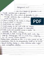 Assignment 5 PSP