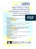 A Conceptual Model and Its Application to Future Delta Vulnerability