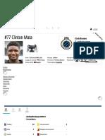 Clinton Mata - Profilo giocatore 18_19 _ Transfermarkt.pdf
