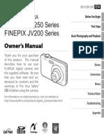 Fujiflim Finepix Jv200. Manual Ingles