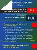 Semana 03. Fundamentos de conservación de alimentos .pdf