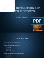 early detection of birth defects.ppt