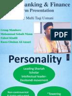 Mufti Taqi Usman Islamic Banking and Finance
