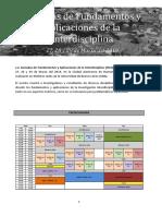 Jfai2019 Programa
