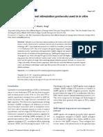 Ivf Protocols