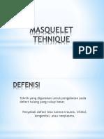 MASQUELET TEHNIQUE 1