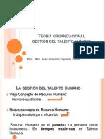Teoría Organizacional (Gestión Del Talento Humano)