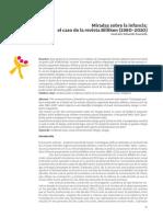 SAUCEDO G. 2014 - Miradas Sobre La Infancia. El Caso de La Revista Billiken 1980-2010