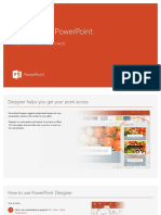 Welcome to PowerPoint