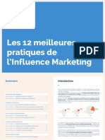 Meilleures Pratiques de l'Influence Marketing
