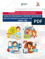 Panduan Koalisi Organisasi Profesi Indonesia Untuk Penanggulangan TB