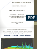 Detector de Arreglo de Diodos