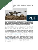 Fusiles de precisión rusos Lobáyev.docx