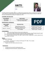 Shamikh Bhatti_ Resume