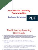 School as Learning Communities-23