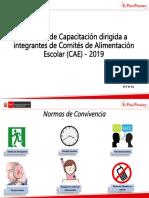 I JORNADA DE CAPACITACION