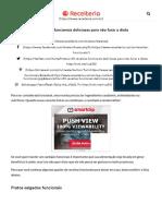 50 receitas funcionais deliciosas para não furar a dieta.pdf