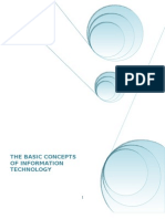 Basics Concepts of Information Technology