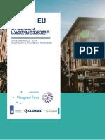 Report EU - Tbilisi Training Manual