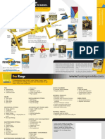 Equipment Brochure 2009