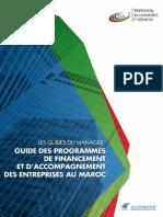 Guide des programmes de financement et d'accompagnement des entreprises au Maroc.PDF