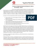 Errores y Omisiones Comunes en El Diseño de Sistemas de Detección y Alarma de Incendios – Parte 1