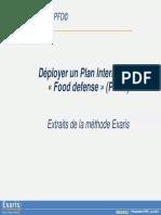 Presentation Du Pfd