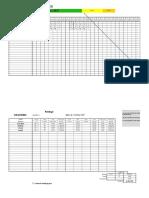 Fichier pointage
