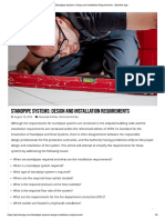 Standpipe Systems_ Design and Installation Requirements - Sprinkler Age