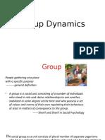 Group Dynamics Part 1