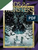 M20 Gods Monsters
