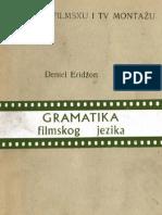 Daniel Eridzon - GRAMATIKA Filmskog Jezika