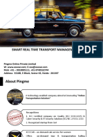 Proposal Smart Transport V1